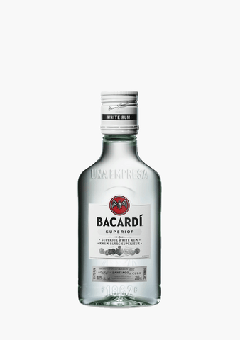 Bacardi White - 200 ml-Spirits