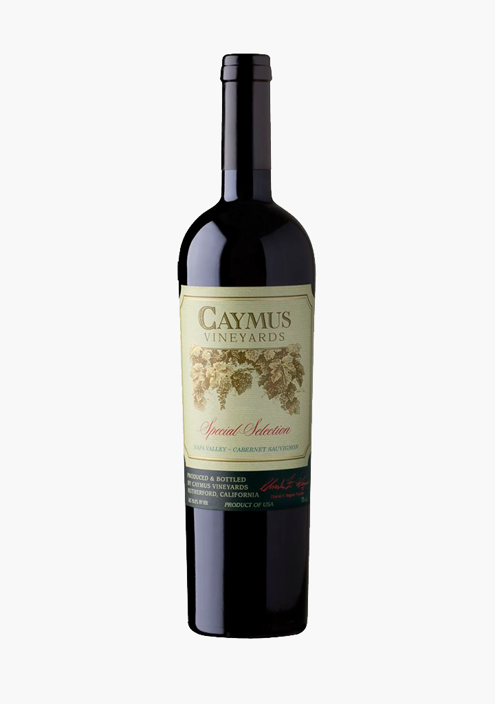 Caymus Special Select Cabernet Sauvignon-Wine