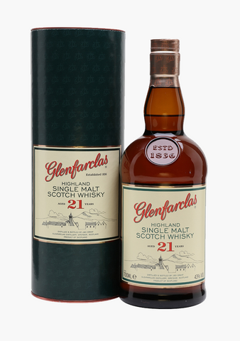 Glenfarclas 21 Year Old-Spirits