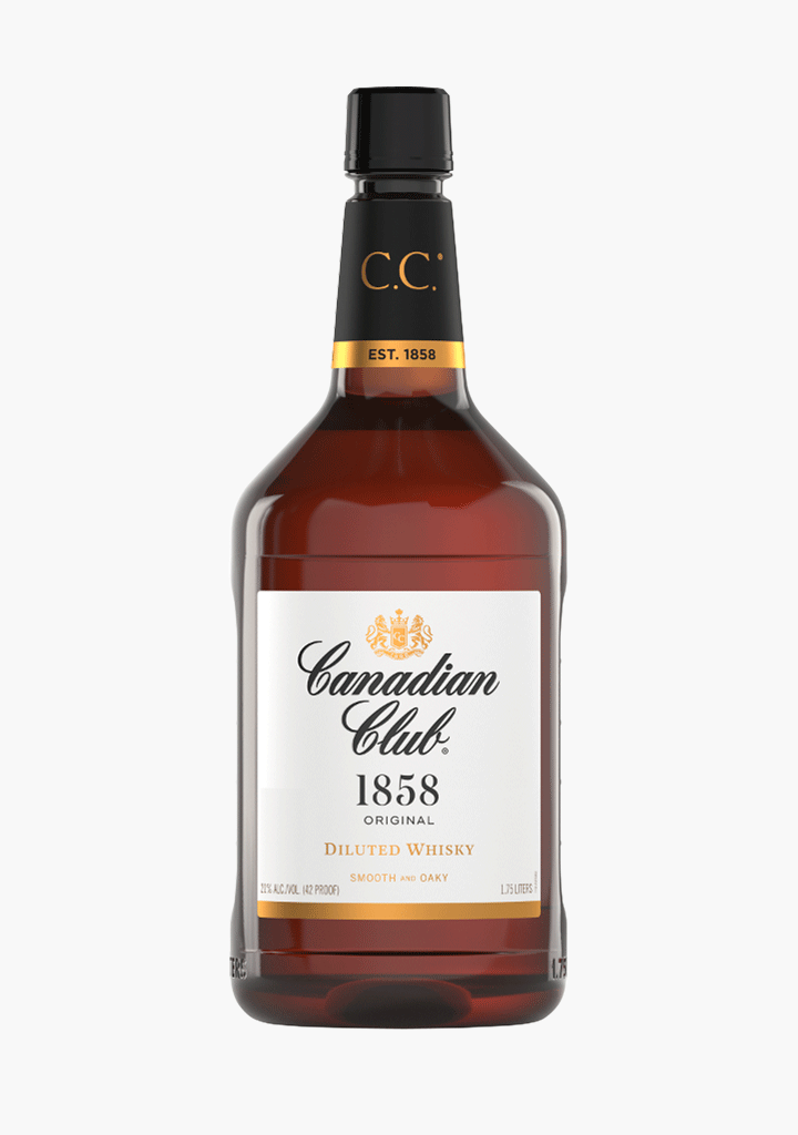 Canadian Club - 1750 mL-Spirits