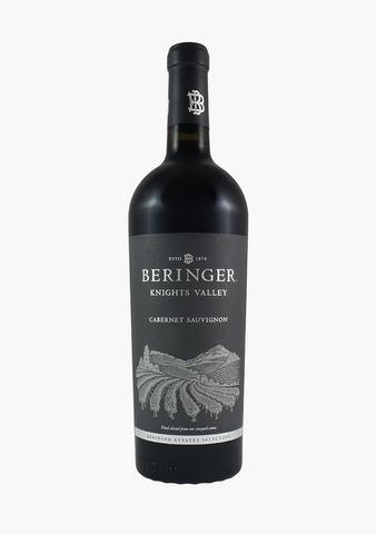 Beringer Knights Valley Cabernet Sauvignon-Wine