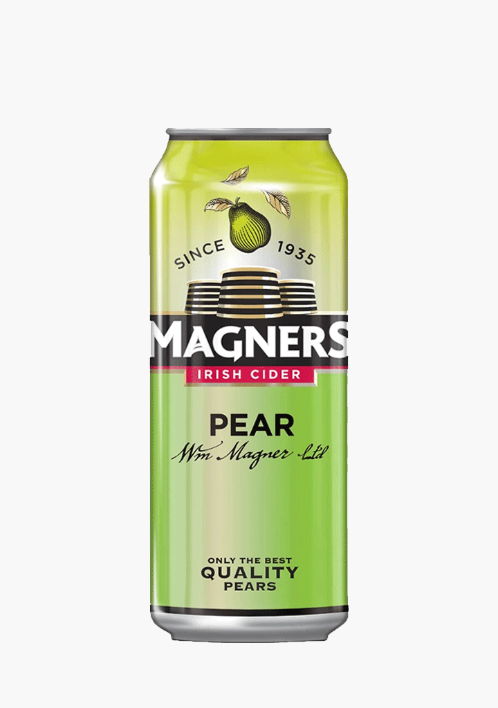 Magners Pear Irish Cider - 4 x 500 ml-Cider