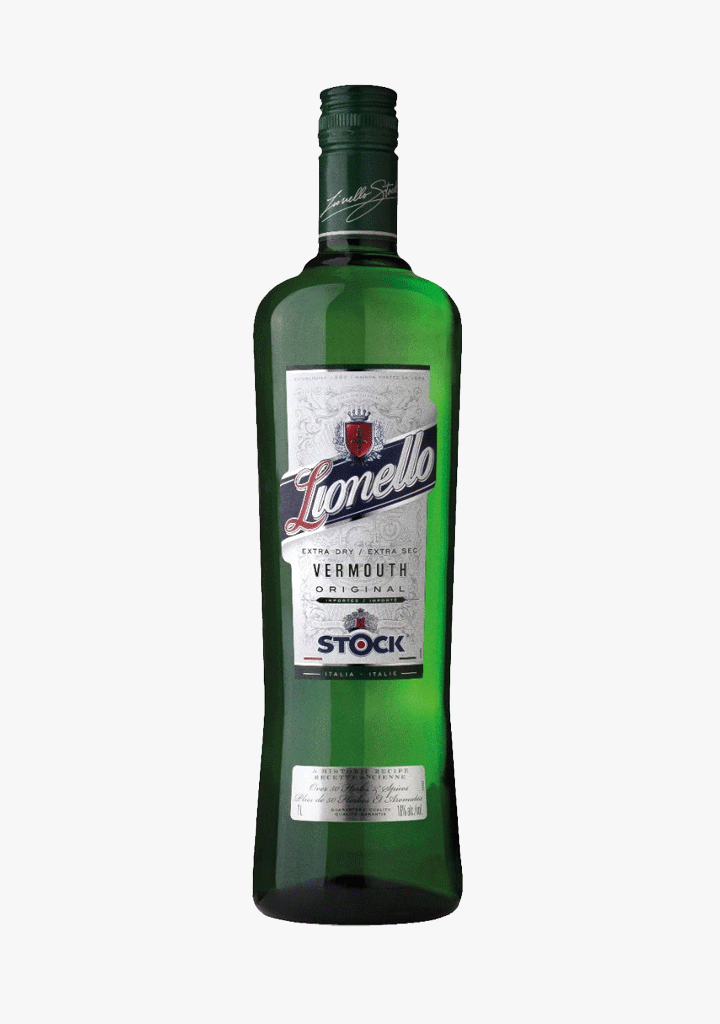 Stock Dry White Vermouth - 1000 ml