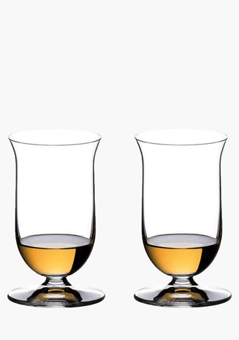 Riedel Single Malt Whisky Pair-Glassware