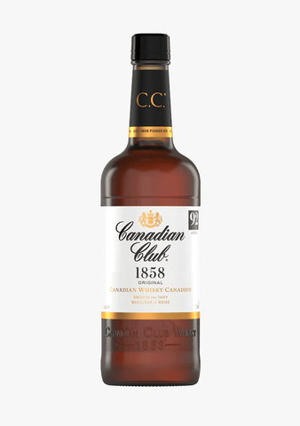 Canadian Club - 750 ml-Spirits