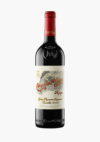Castillo Ygay Marques de Murrietta-Wine