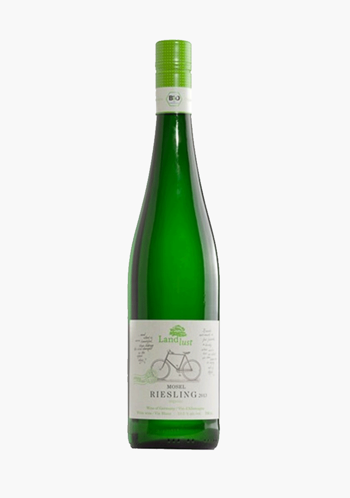 Landlust Riesling Medium Dry-Wine