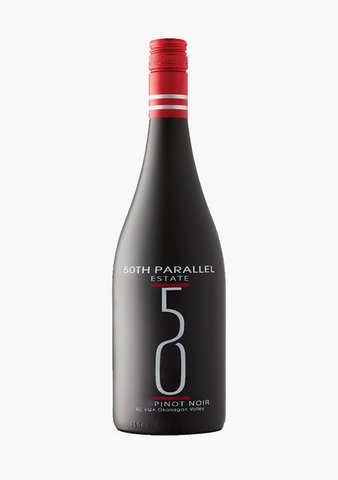 50th Parallel Pinot Noir-Wine