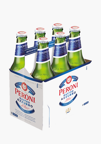 Peroni - 6 x 330ml-Beer