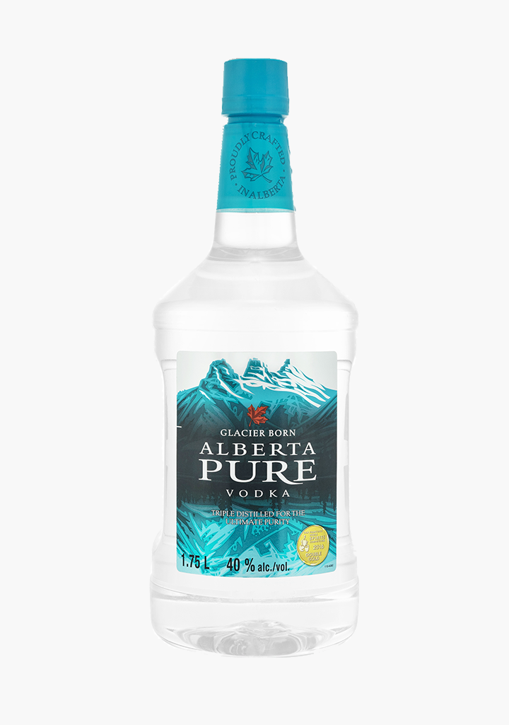 Alberta Vodka 1750 ml-Spirits