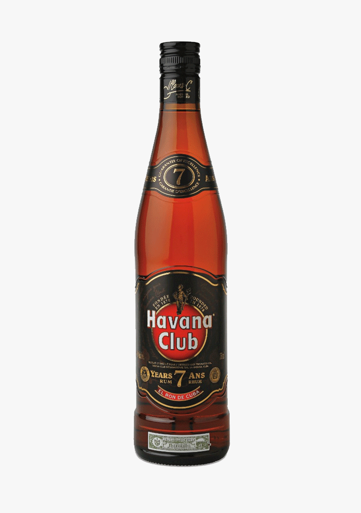 Havana Club Amber 7 Year