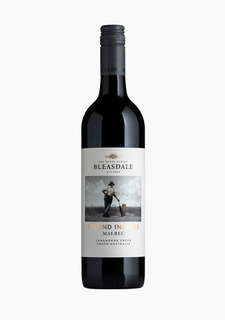 Bleasdale Second Innings Malbec 2017