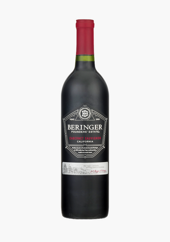 Beringer Founder Estate Cabernet Sauvignon-Wine