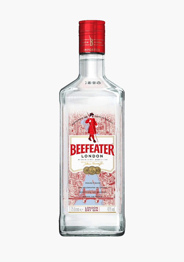 Beefeater London Dry-Spirits