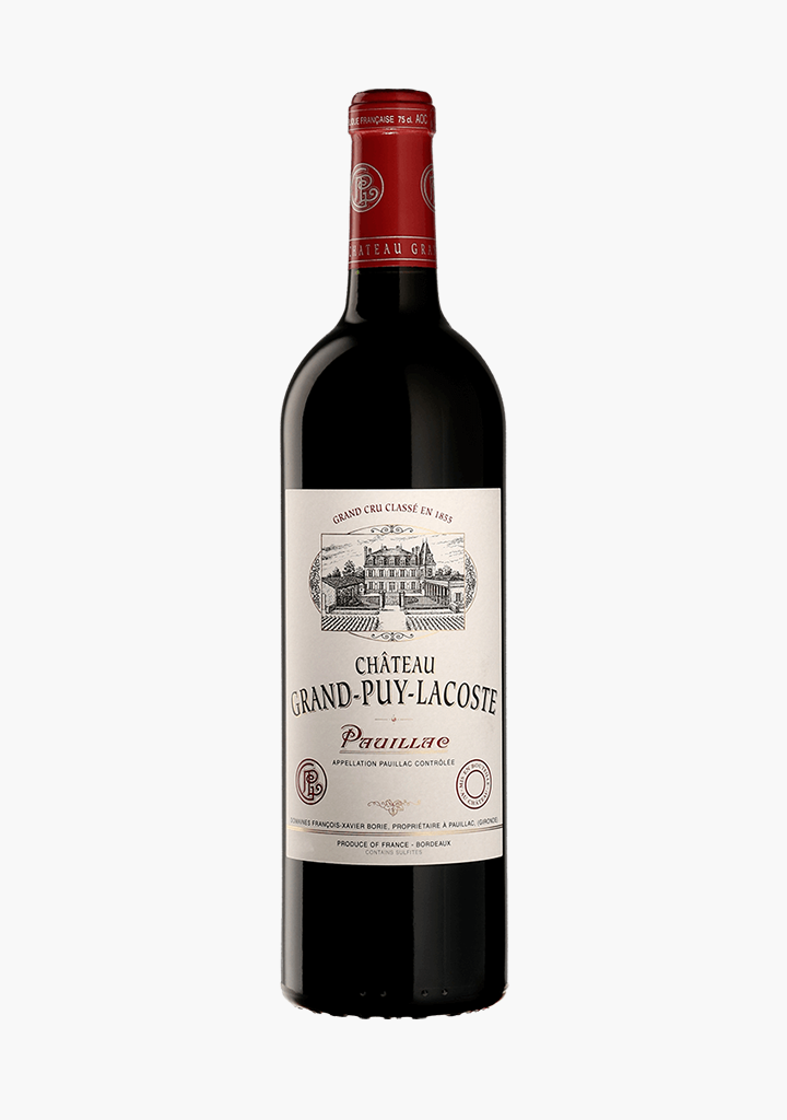 Chateau Grand Puy Lacoste 2013-Wine