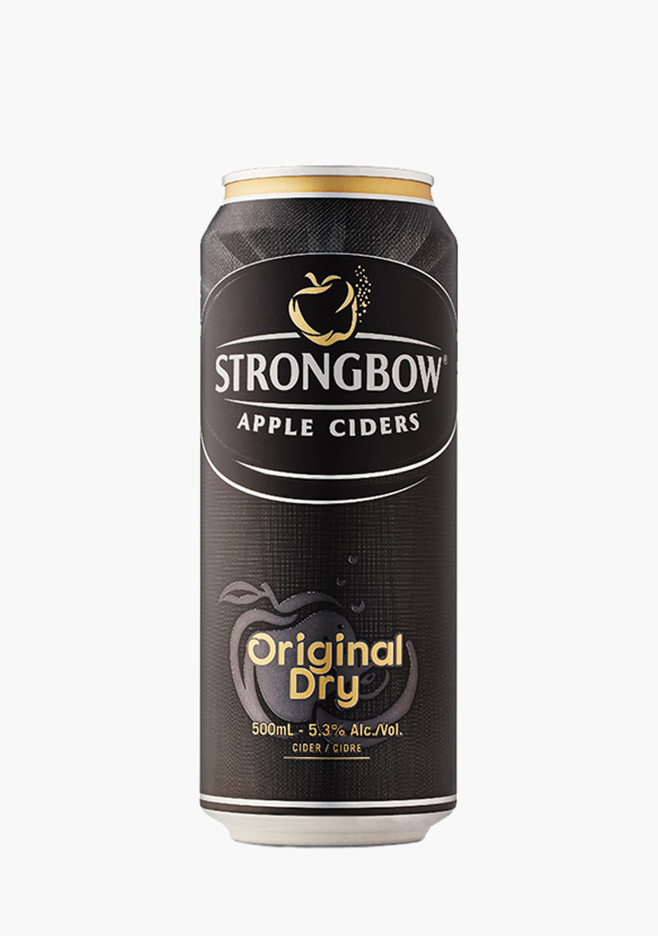 Strongbow Dry Cider - 4 x 500 ml-Cider