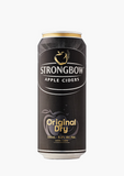 Strongbow Dry Cider - 4 x 500 ml