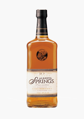 Alberta Springs Whisky-Spirits