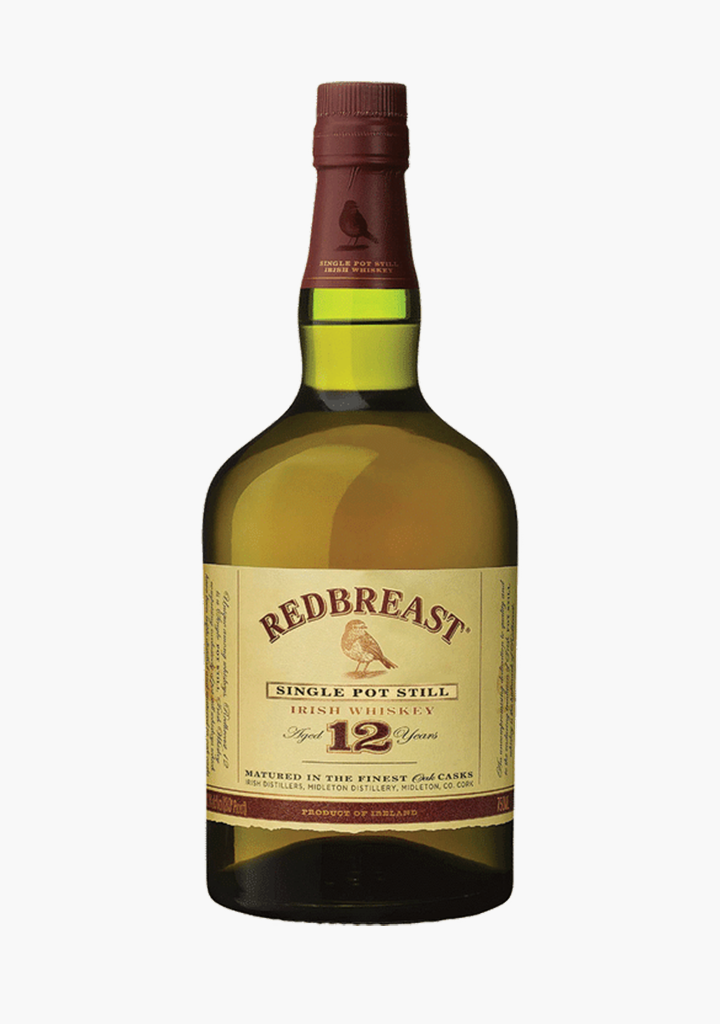 Redbreast 12 Year Old-Spirits