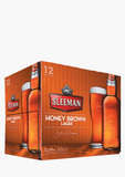 Sleeman Honey Brown - 12 x 341 ml-Beer