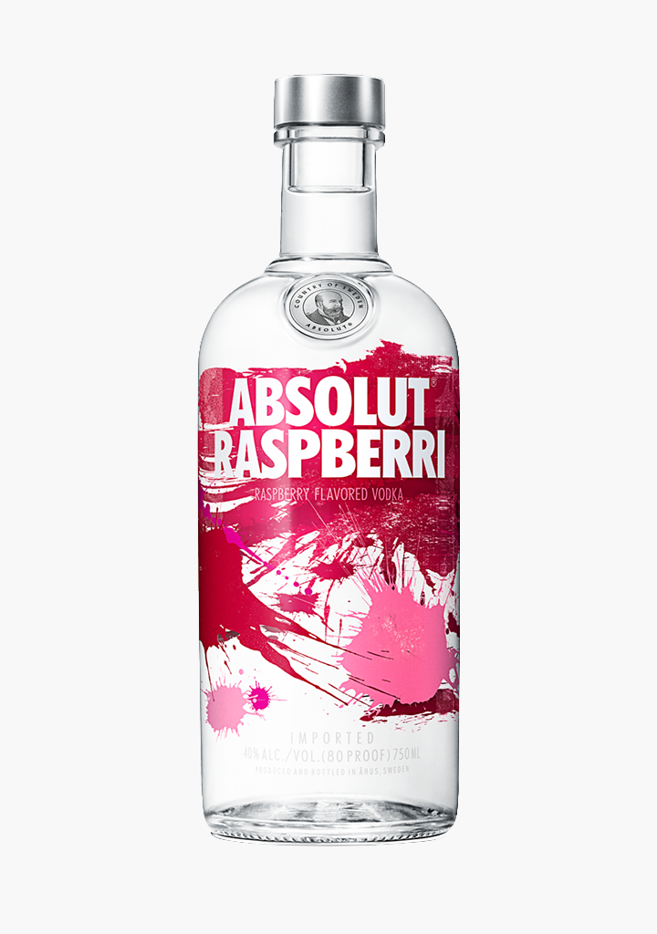 Absolut Raspberry-Spirits