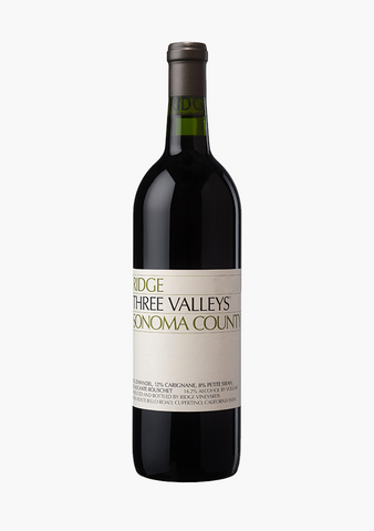Ridge Three Valleys Red-Wine