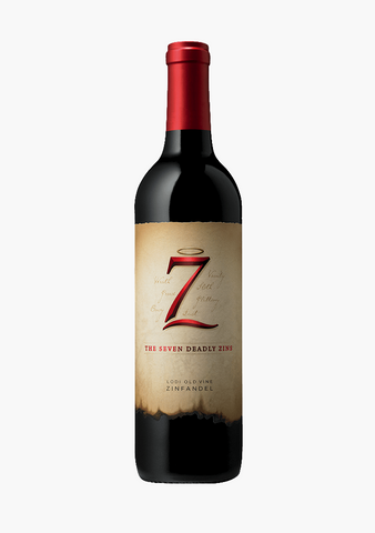 7 Deadly Zins-Wine