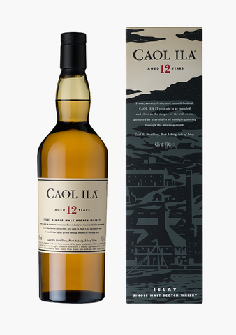 Caol Ila 12 Year Old-Spirits