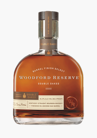 Woodford Reserve Double Oaked-Spirits