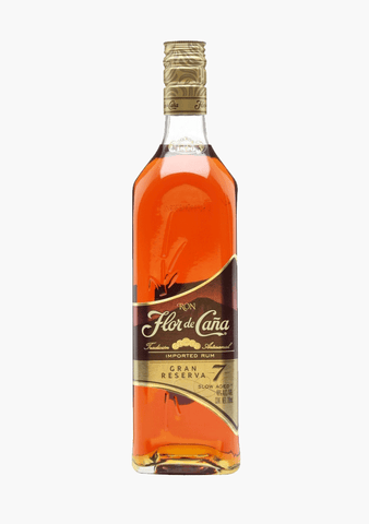 Flor De Cana Grand Reserve 7 Year Old-Spirits