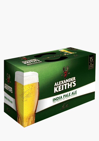 Alexander Keith's - 15 x 355 ML-Beer