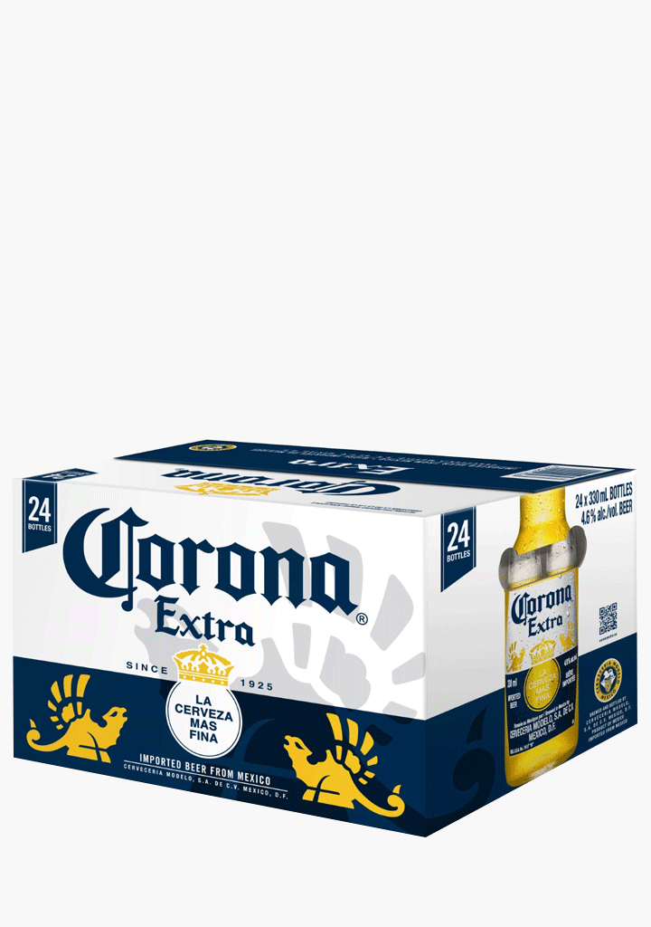 Corona Bottles - 24 x 330 ml-Beer