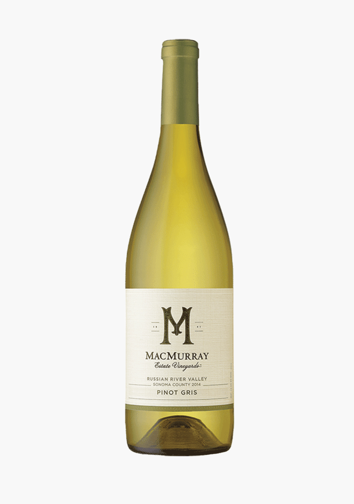 MacMurray Ranch Pinot Gris-Wine