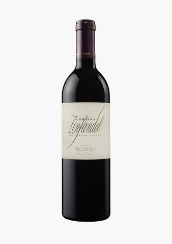 Seghesio Cortina Zinfandel 2015-Wine