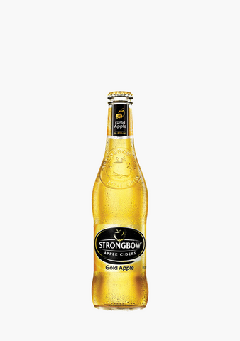 Strongbow Cider Bottles 6 x 330 ml-Cider
