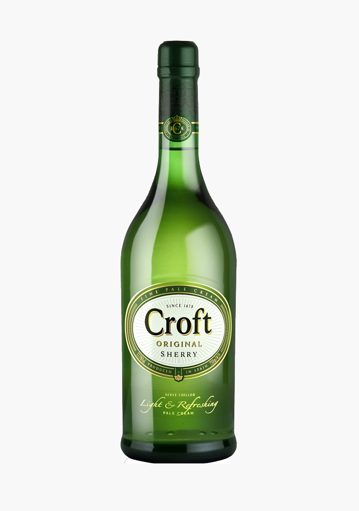 Croft Original Cream