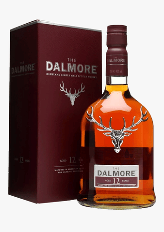 Dalmore 12 Year Old-Spirits