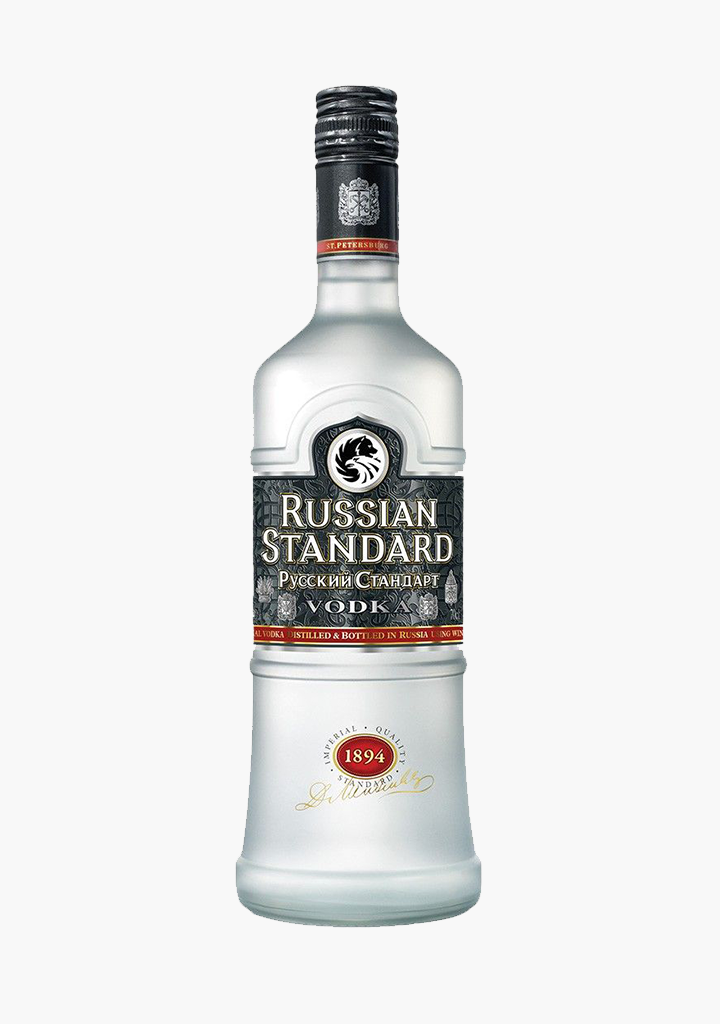 Russian Standard Vodka-Spirits