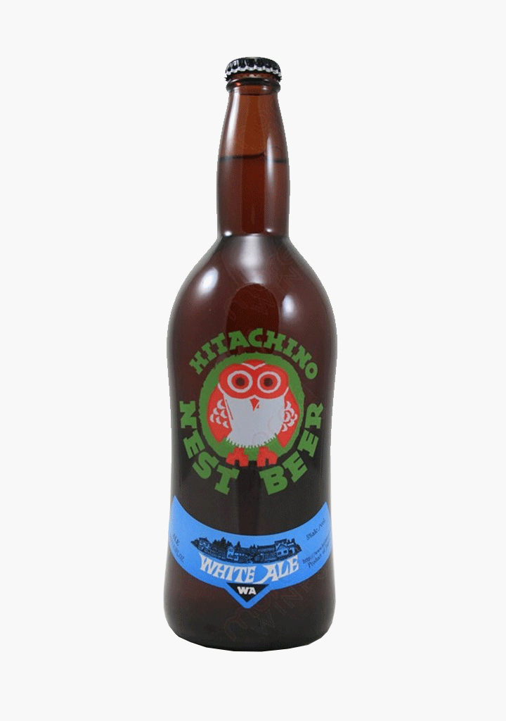 Hitachino Nest White Ale 720ml-Beer