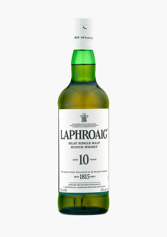 Laphroaig 10 Year Old-Spirits