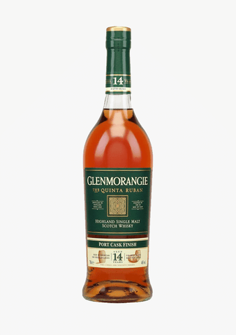 Glenmorangie Quinta Ruban 14 Year Old-Spirits
