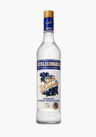 Stolichnaya Blueberry-Spirits