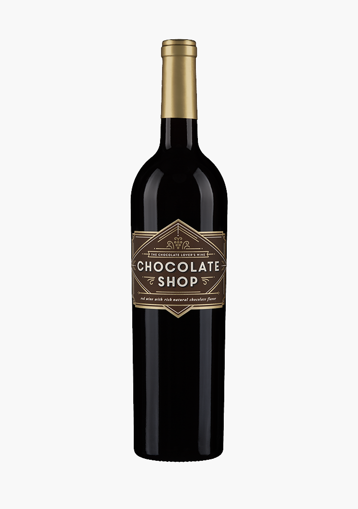 Chocolate Shop-Liqueurs