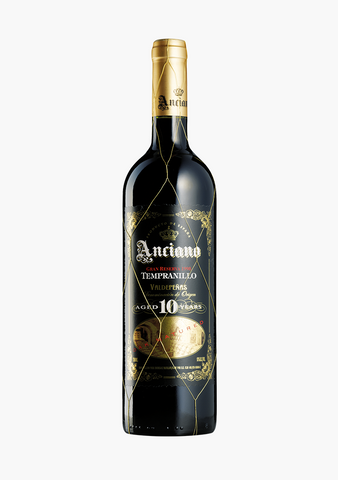 Anciano 10 Year Old-Wine
