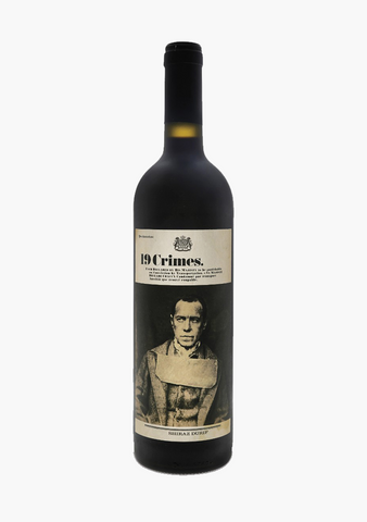 19 Crimes Shiraz Durif-Wine