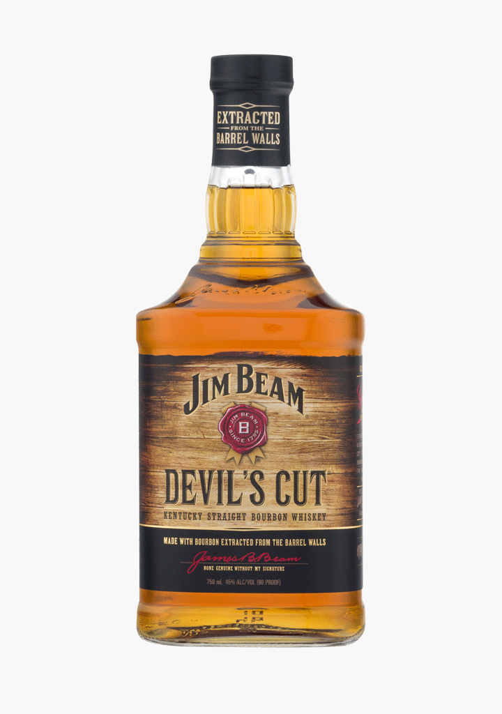 Jim Beam Devils Cut-Spirits