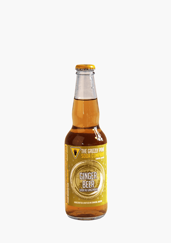 Grizzly Paw Ginger Beer - 341ml