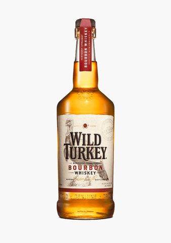 Wild Turkey 81 Proof-Spirits