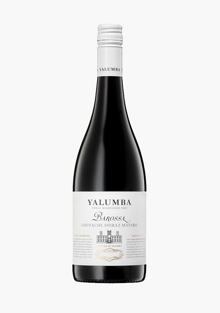 Yalumba The Strapper GSM 2015-Wine