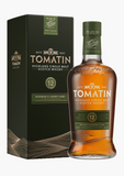 Tomatin Scotch Single Malt 12 Year Old-Spirits